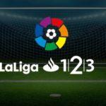 Calendario Liga 123 (Liga Adelante) 2020 - Segunda división